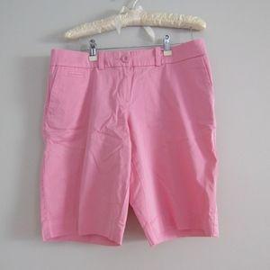 Pink Tommy Hilfiger shorts